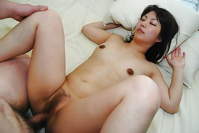Lustful asian MILF Kozue..