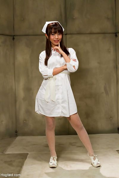 Hot Asian nurse Marica Hase..