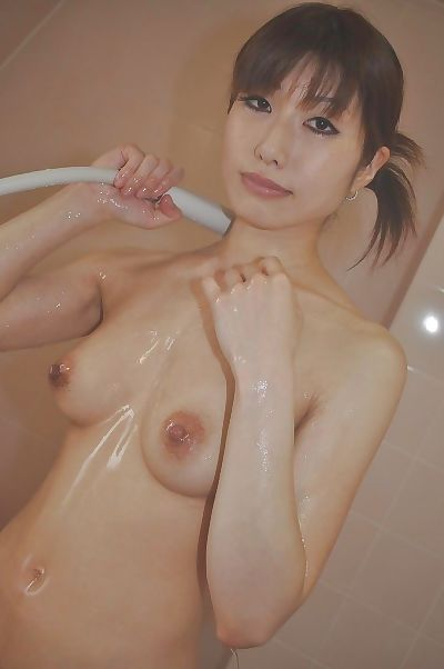 Svelte asian MILF with nice..