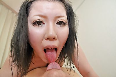 Asian MILF Aya Uchiyama gets..