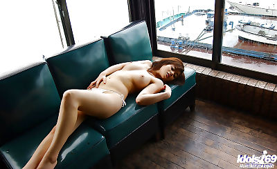 Filthy asian babe Sumire..