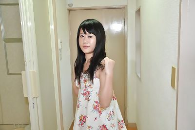 Asian teenage cutie Yuka..
