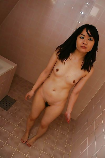 Slim asian chick teasing her..