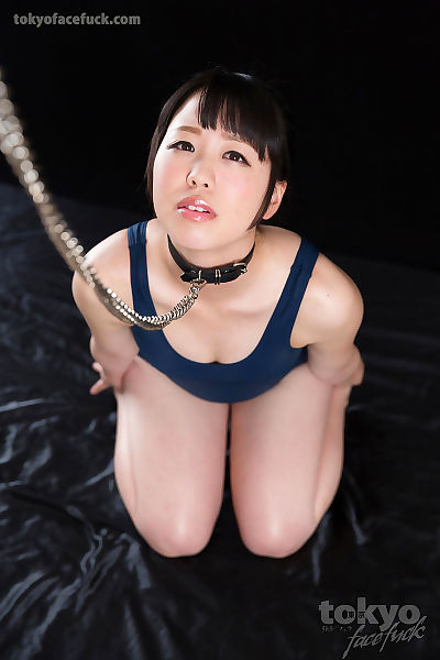 Gorgeous submissive Asian..